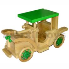 Modèle de voiture véhicule en bois (81436)
