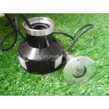 Recessed Small 3W Underwater Pool Light with Stainless Steel (JP94316)