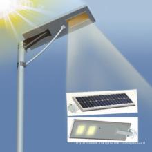12W Integrated Solar LED Street Light