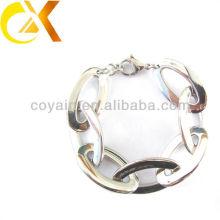 Contemporary silver jewellery chunky designer silver jewellery
