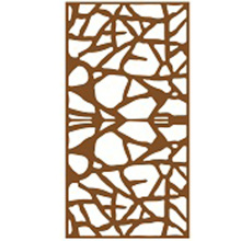 Laser Cutting Metal Art Decorative Panel
