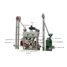 Automatic Mini Rice Mill Plant For Home Use In Rice Mill