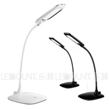 Ultra-Thin Lamp Base Touch Dimmer Table Lamp with Rechargeable Battery (LTB010)