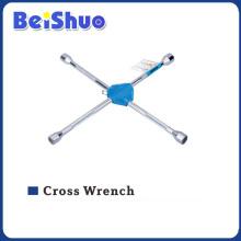 Cross Rim chave de soquete com placa de cromo