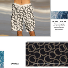 Digital Printing Fabric with Amazing Ring Pattern for Beachwear, Casual Wear