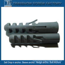 M5-M14 Nylon PE Plastic Wall Anchors