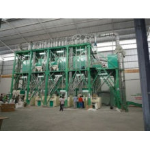 Мукомольная мельница 40-200 т для мукомольной и мукомольной фабрики