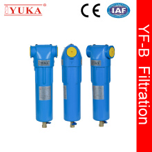 1.6MPA Air Compressor Parts Air filter with ISO8573.1-2010