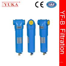 Воздушный компрессор 1.6MPA разделяет воздушный фильтр с ISO8573.1-2010