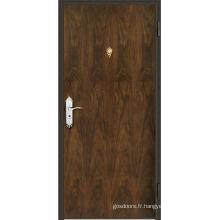 Porte en bois extérieure (WX-SW-109)