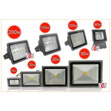 Éclairage extérieur imperméable extérieur de haute qualité IP65 solaire de 50W LED