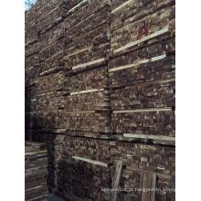 Grande número de material áspero da madeira do revestimento da acácia da categoria do Abcd