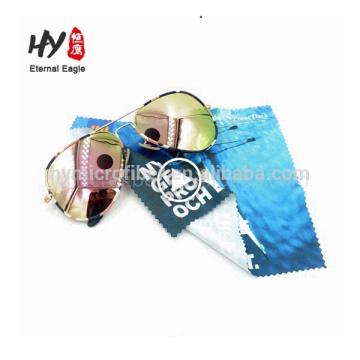 Entworfene mehrfarbige Reinigungstücher aus Mikrofaser
