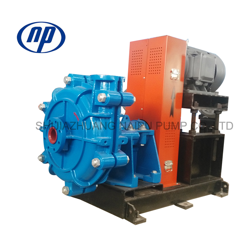 S-High head mining pumps
