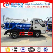 Foton Forland Mini Sewage Sution Truck Sewage Truck