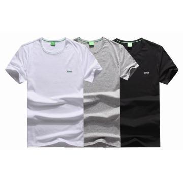 Günstige Bulk Großhandel Blank Fitted T-Shirt für Männer