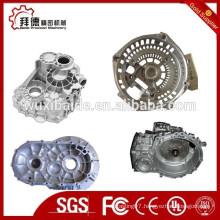 OEM gear box housing+input flange+side cover/die casting aluminum housing