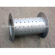 Peças sobressalentes de alumínio