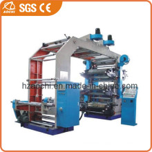 Multi-Color and High-Speed Flexo Printing Machine (WS806 -1000GJ)