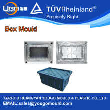 Box Mould Injection Mold