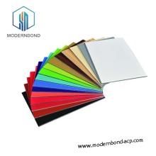 Solid Material Fluorocarbon Aluminum Plastic Panel