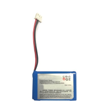 سعر المصنع 763448 3.7V 1500mAh Lipo Battery Pack