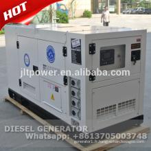 Générateur diesel silencieux triphasé à CA 25kv