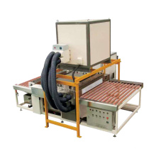 Washer For Washing And Drying Galss Horizontal Type