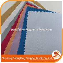 100% polyeste microfiber maßgeschneiderte feste Stoff
