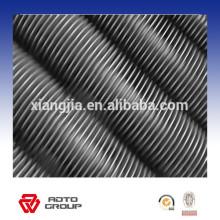 Spiral stainless finned tube