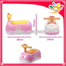 Portable baby toilet baby training toilet seat