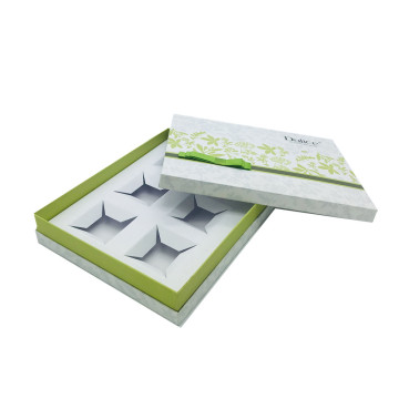 Paper insert gift electronics packing box