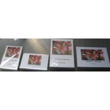 Acryl Fotorahmen, die verschiedene Größe