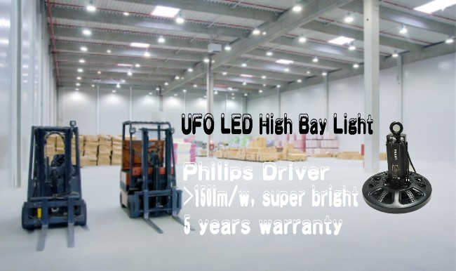 LED Warehouse light