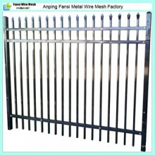 Spear Top Tubular Cheap Steel Fence