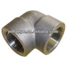 Codo roscado de acero inoxidable 304 / 316l