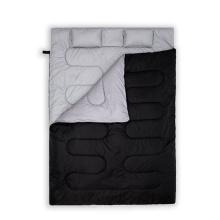 Double Sleeping Bag OEM ODM Envelope Shape Double Sleeping Bag for Camping Double Sleeping Bag Connectable