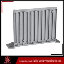 Fábrica de rendimiento de todas las estaciones directamente conducido vivienda de aluminio