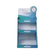 Exhibición de mostrador de cartón de papelería comercial APEX