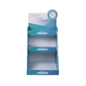 APEX Retail Cigarette Cardboard Display Small
