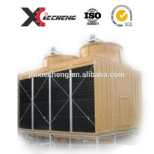 Tipo aberto industrial torres refrigerando de fluxo transversal da água, torres de água refrigerando quadradas