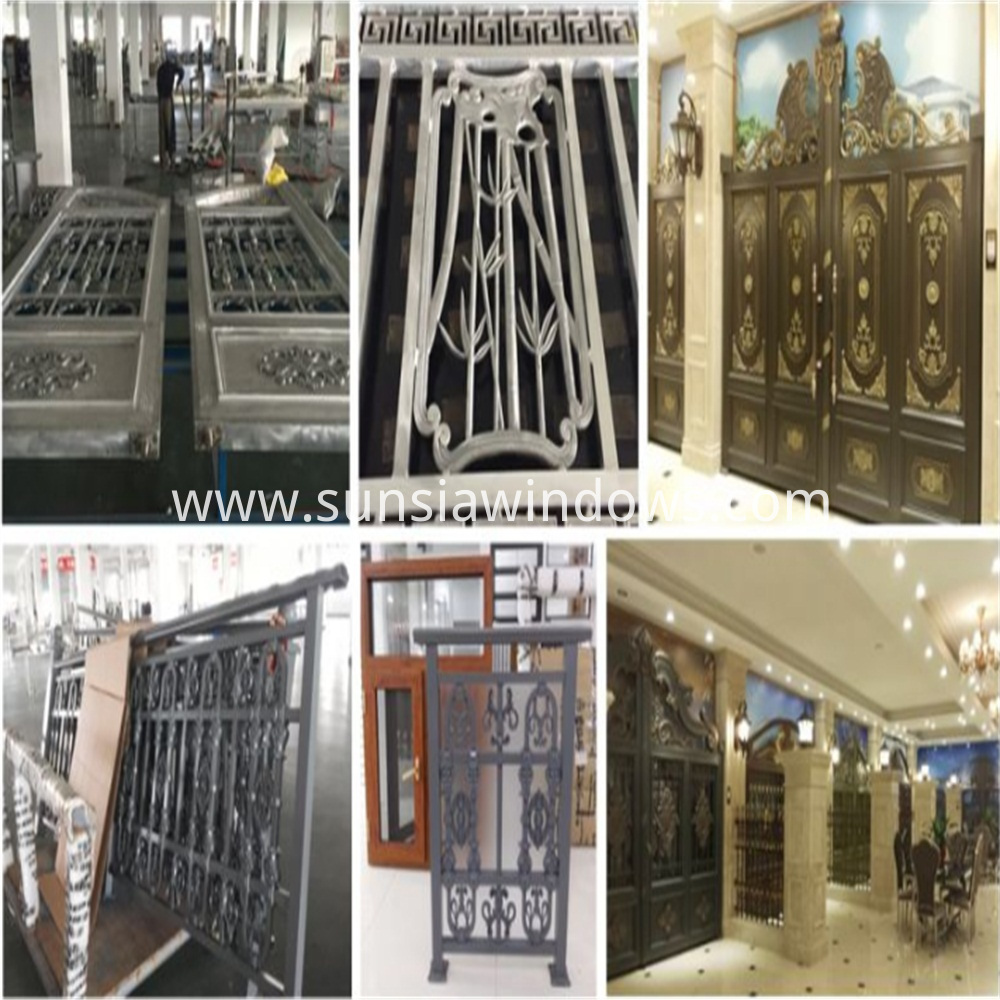 Production Line and Showroom for Ornamental Gates