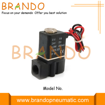 1/4 `` Inch Fluid Medium Pneumatic Solenoid Valves 2P025-08