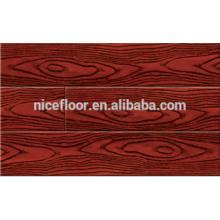 Red Embossing Elm Hard wood flooring