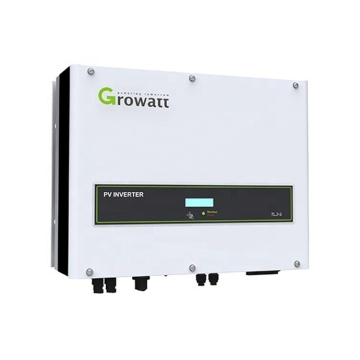 8KW Growatt On Grid Onduleur solaire