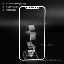 protecteur d'écran en verre trempé pour téléphones mobiles