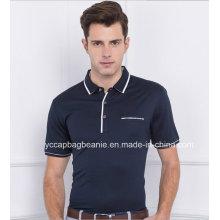100% Baumwolle Pique Herren T-Shirt, Herren Polo Shirt