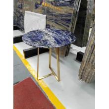 tampo de mesa em pedra semipreciosa