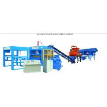 Máquina de fabricación de bloques de cemento Máquina de fabricación de ladrillos (QT5-15A)