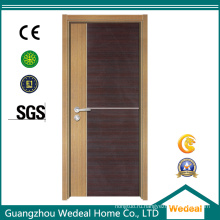 Меламин МДФ твердое ядро деревянные двери межкомнатные